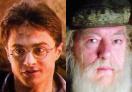 Divulgadas novas fotos de Harry e Dumby