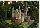 """Potterish Imagens do """"bolo de Hogwarts"""""""