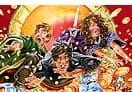 Potterish :: Harry Potter, o Ickabog, Animais Fantásticos e JK Rowling Confirmado: RdM em duas partes e David Yates como diretor!
