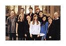 """Potterish :: Harry Potter, o Ickabog, Animais Fantásticos e JK Rowling Fotos do elenco e equipe técnica na revista """"Movie Star"""""""