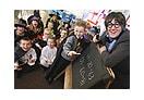 Potterish :: Harry Potter, o Ickabog, Animais Fantásticos e JK Rowling Escola britânica usa HP para melhorar desempenho